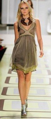 vestido Miss Sixty - Vestidos: moda vestidos - Vestidos sexys de verano