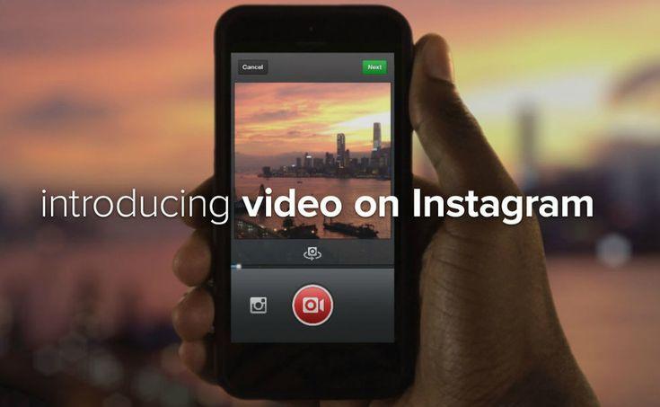 Instagram kini bisa buat upload Video