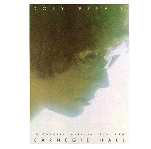 Dory Previn - Dory Previn: Live at Carnegie Hall