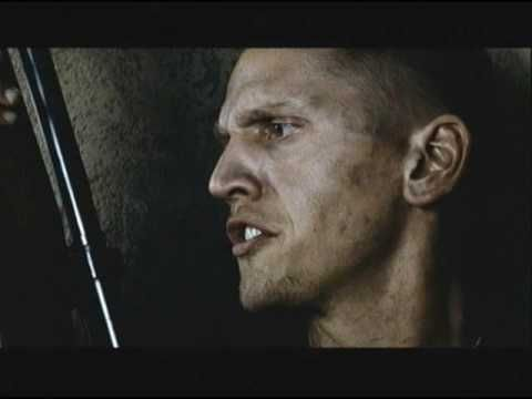 I love Barry Pepper as Private Jackson in Saving Private Ryan
