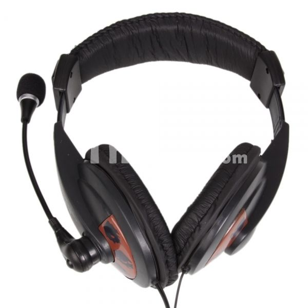 nice Computer Headset Headphone with Microphone for PC Laptop - FROM 4.40 € (free shipping)