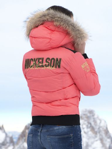 Nickelson Jacket #winter2013 #Pink!