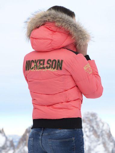 Nickelson Jacket #winter2013 #Pink!
