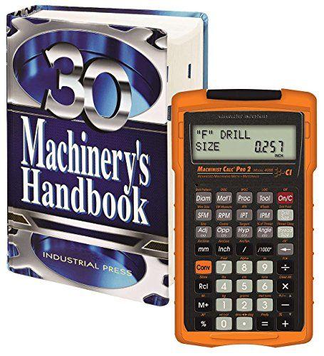 Machinery's Handbook 30th. Edition, Large Print,