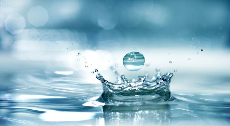Woda jest dobra... Na wszystko :)