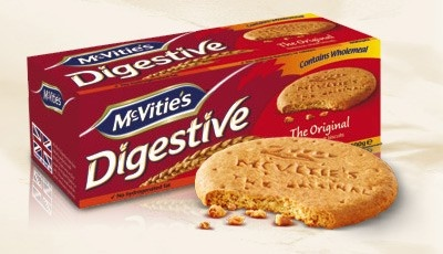 Digestive Biscuits 500g, McVities