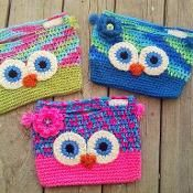 Owl Handbag - via @Craftsy free