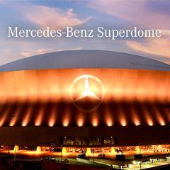 Mercedes-Benz Superdome