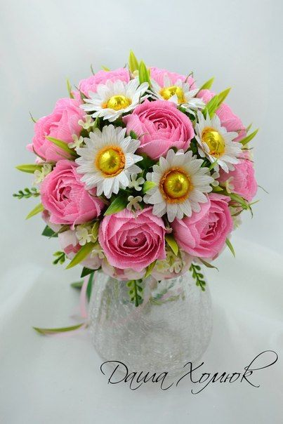 #candy #bouquets #flower #sweets