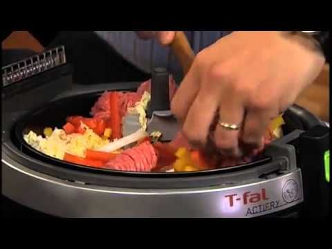 The best air fryer T-fal FZ7002 ActiFry in 2015 (http://www.bestairfryer.com) - YouTube