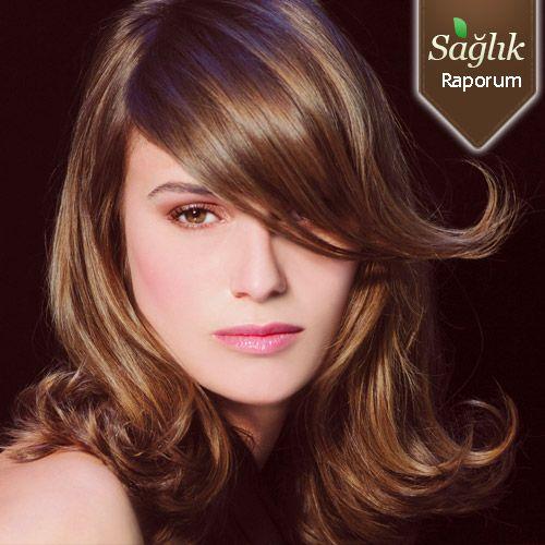 Saç temizliği için sirke ve karbonat