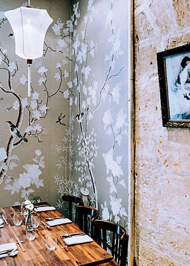 Dan, un restaurant chinois - Marie Claire Maison
