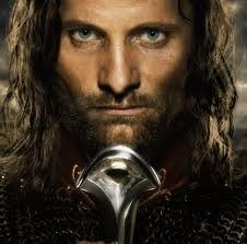 "Viggo Mortensen as Aragorn in Peter Jackson's film of J.R.R. Tolkien's ""Lord"