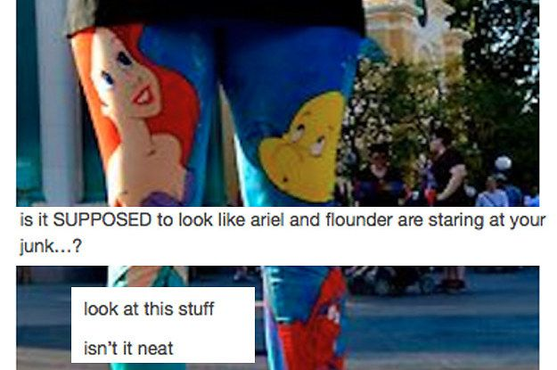 Never underestimate the Disney fandom's ability to be hilarious.