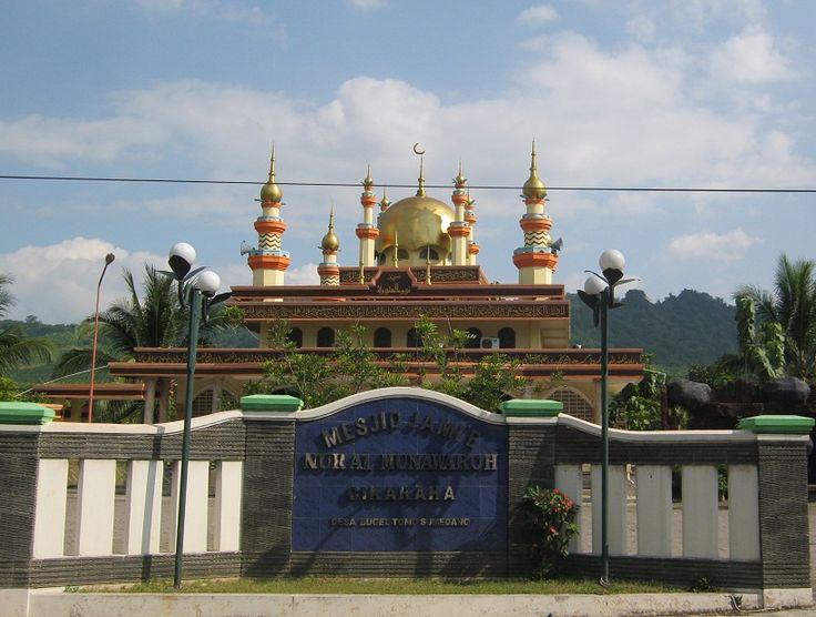Masjid Tomo, Sumedang
