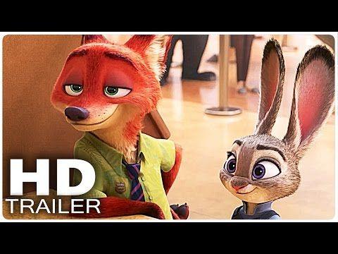 Zootopia Trailer 2   Disney Movie 2016 - YouTube