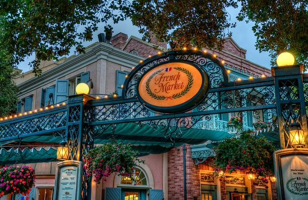 1000 images about disneyland 39 s new orleans square on for K kitchen french market