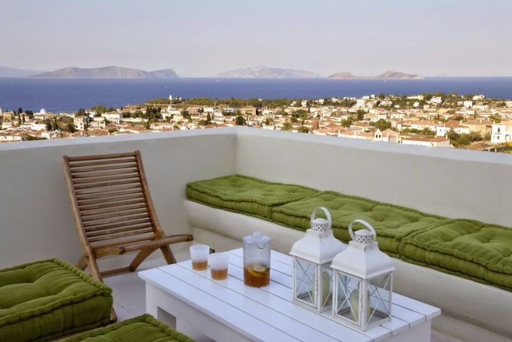 Pamper yourself with style at the luxury resort of Xenon Estate in Spetses
