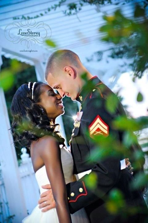 Love don't change - interracial power couple *relationship ...