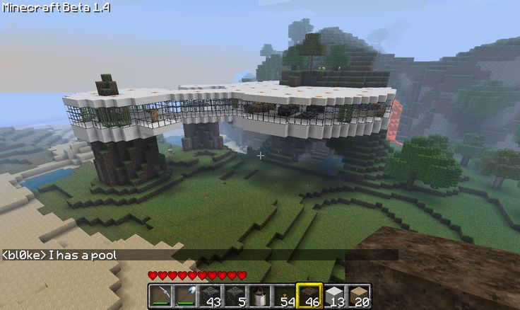 minecraft images | How to build a hollow sphere in Minecraft