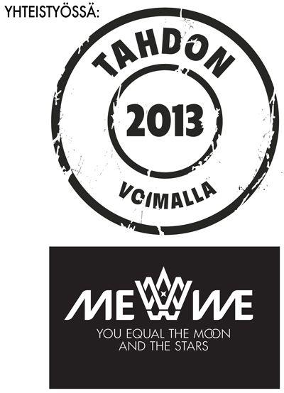 Yhteistyössä #Tahdon2013 ja Me We. http://www.mewe.fi/page/5/marry-me-movement