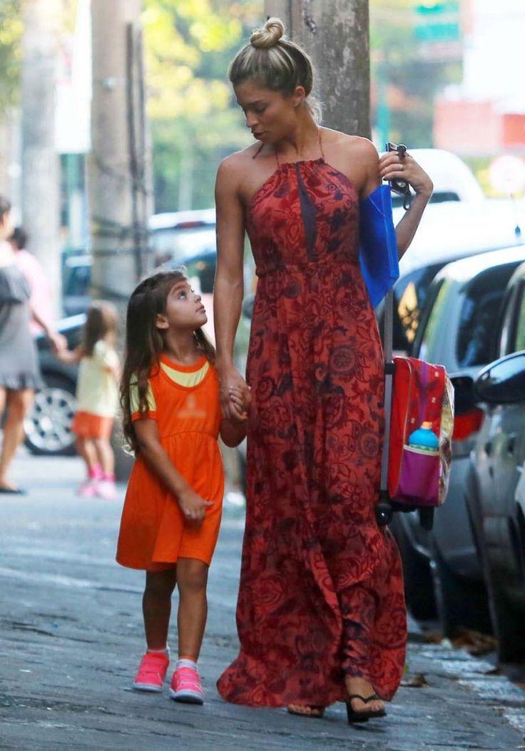 Filha de Grazi Massafera e Cauã Reymond prova que beleza é de família