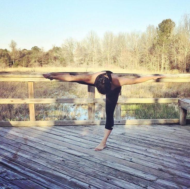 UTTHITA HASTA PADANGUSTHASANA | EXTENDED HAND-TO-BIG-TOE... #Asana #Namaste #YogaPlay #Yogi #YogaChallenge #Strength #YogaFlow #PracticeAndAllIsComing #IGYoga #Yoga #Flexibility #YogaEveryday #Fitness #YogaEverywhere #Balance #YogaPractice #YogaInspiration #Practice #YogaLife #CrazySexyYoga #YogaLove #Yogini #YogaJourney #SelfTaughtYogi