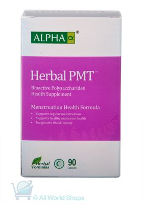 Herbal PMT - Alpha  -90 Capsules | Shop New Zealand NZ$105