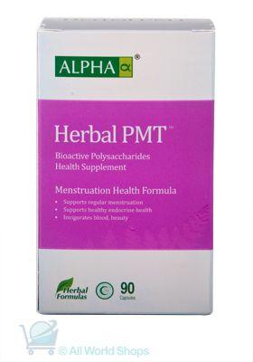 Herbal PMT - Alpha  -90 Capsules   Shop New Zealand NZ$105
