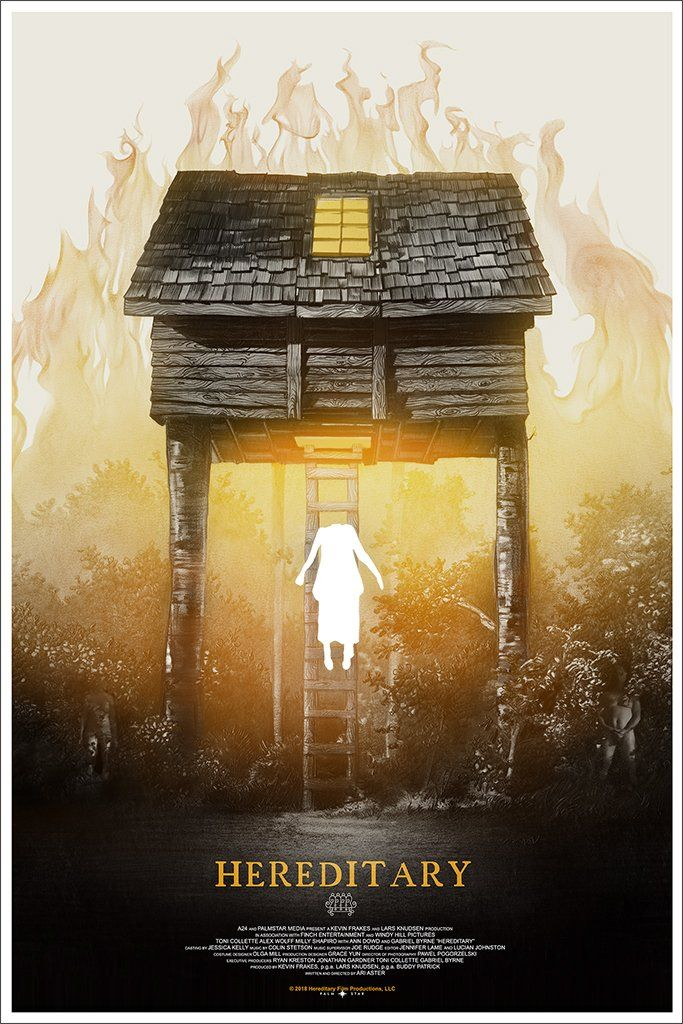 New Posters Hereditary First Reformed By Greg Ruth