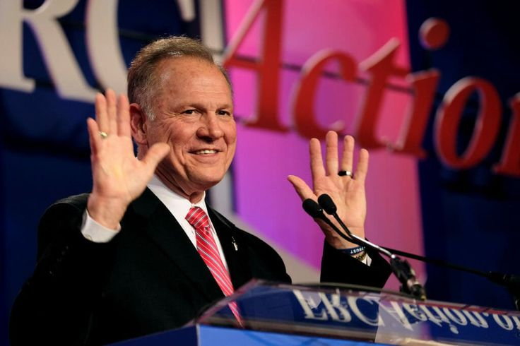 BOOM! Republican National Committee Resumes Financial Support For Judge Roy Moore