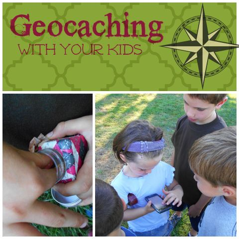 Discover how to have a family treasure hunt using geocaching, the global treasure hunt where your smart phone helps you find over 2 million hidden treasures