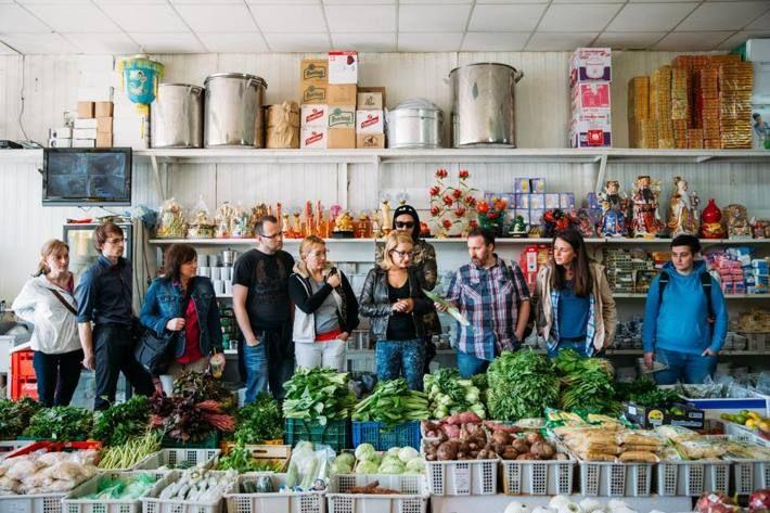 Vietnamské jídlo v Praze