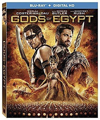 Nikolaj Coster-Waldau & Brenton Thwaites & Alex Proyas-Gods Of Egypt