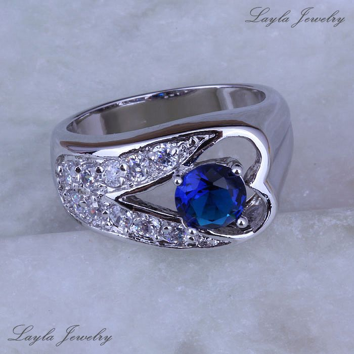 Image result for 1 carat party sapphire