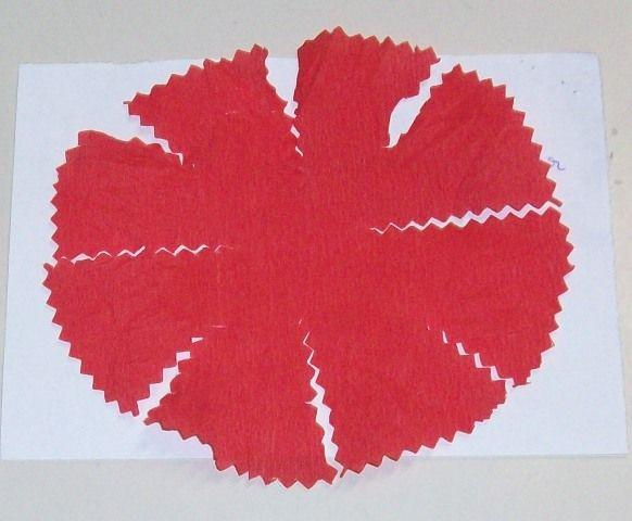Resultado de imagem para cravos em papel