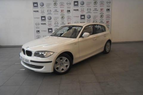Autoparticulares | BMW 118 d