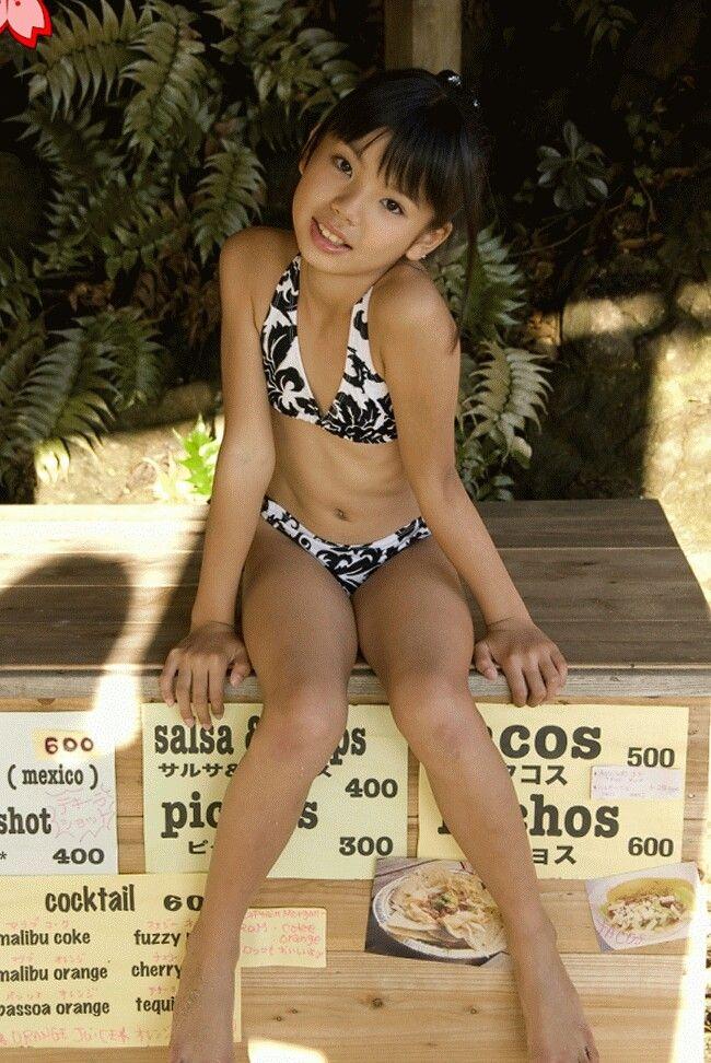 Korean girl nude junior models