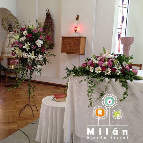 1000 ideas about arreglos florales para mesas on - Arreglos de flores para bodas ...
