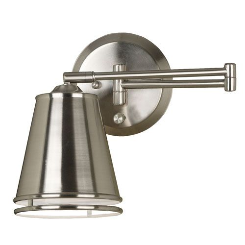 1000 Images About Swing Arm Wall Lamps On Pinterest