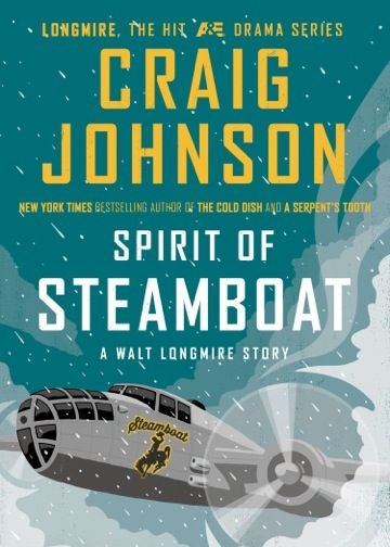 Craig Johnson, author of the Walt Longmire Mysteries