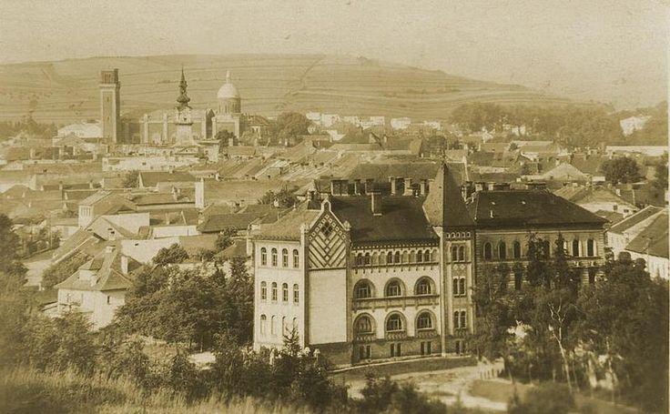 Soubor: Starý Kežmarok z Hradného vrchu.jpeg