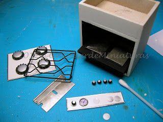 die besten 25 anleitung f r miniaturmodelle ideen auf. Black Bedroom Furniture Sets. Home Design Ideas