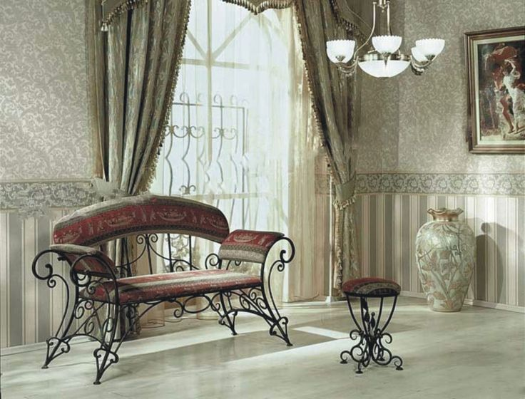 170 Best Images About The Beauty In Wrought Iron On Pinterest