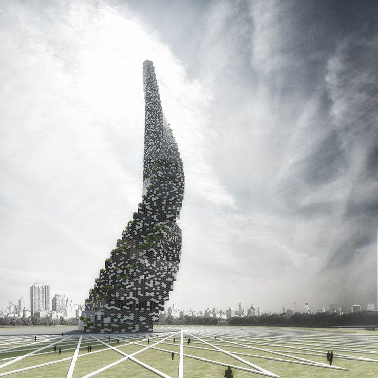 Bionic tower Designer : hamid sadeghian