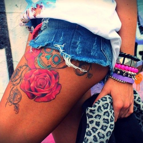 Hey, fashionistas! Although we have seen many chic tattoo designs, we will still get excited the moment we see a skillfully inked colored tattoo pattern. All the colored designs are the cooperated art work of the tattoo artist and the owner of the tattoo. Here, I have found some of the most fantastic colored tattoo …