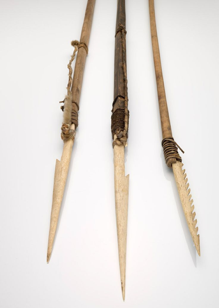 Native American Hunting Spear 139 best Hooks, Spears...