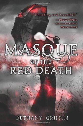 A reworking of one of Edgar Allen Poe's classic stories. Masque of the Red Death by Bethany Griffin http://www.amazon.com/dp/0062107801/ref=cm_sw_r_pi_dp_ndaWub13S5801