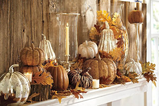 5 Frugal Fall Fix Ups for Your Home Decorating
