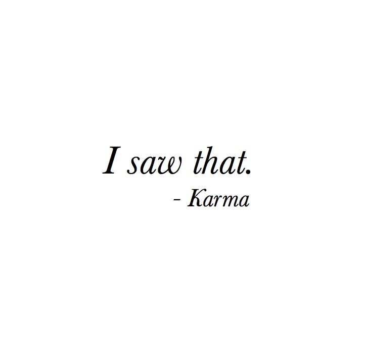 1000+ Images About KARMA On Pinterest